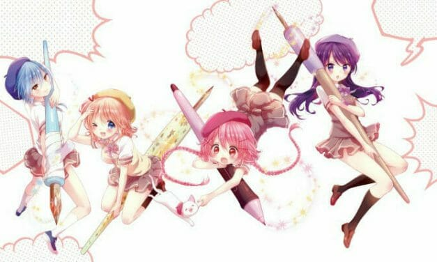 """Comic Girls"" Anime Gets New Staff & PV"