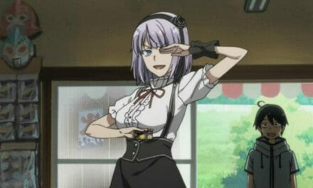 Hajime Owari Shows Up in New Dagashi Kashi 2 Trailer