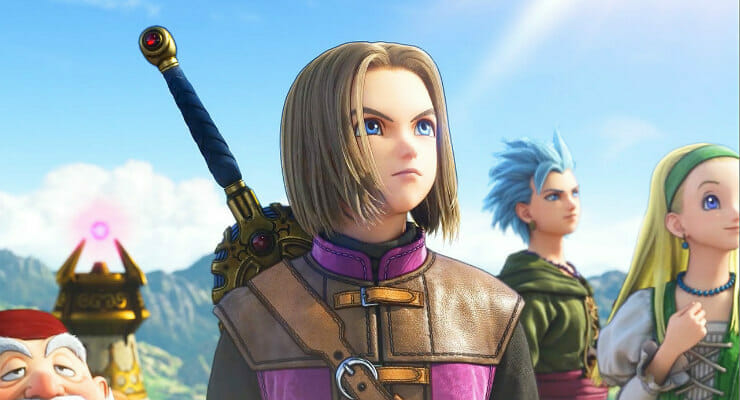 Dragon Quest Gets 3D CGI Movie; Main Staff Announced