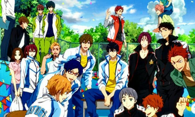 """Funimation Streams Second Subbed """"Free! Take Your Marks"""" Trailer"""