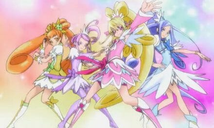 "Netflix Launches ""Glitter Force Doki Doki"" Anime"