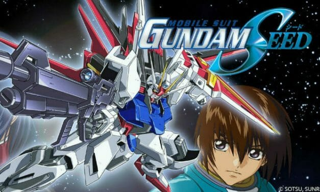 NYAV Post To Re-Dub Gundam SEED & Gundam SEED Destiny