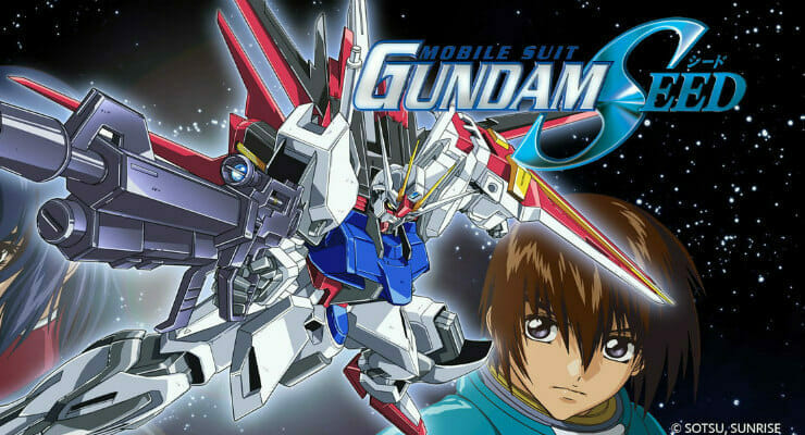 Sunrise Confirms 8 New Gundam SEED Dub Roles; Kevin T. Collins Plays Le Creuset