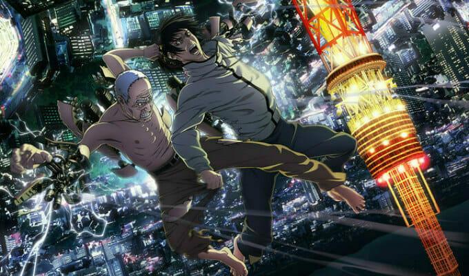 Inuyashiki Anime Gets Extended Teaser Trailer