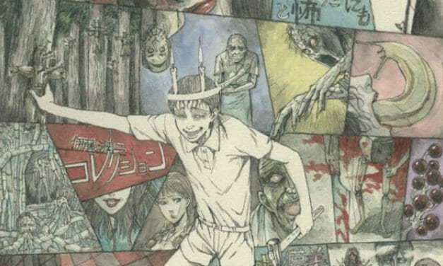 """Junji Ito Collection"" Anime Gets Concept Visual, Winter 2018 Premiere"