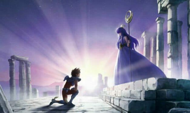 Part 2 of Netflix's Saint Seiya: Knights of the Zodiac Debuts on 1/23/2020
