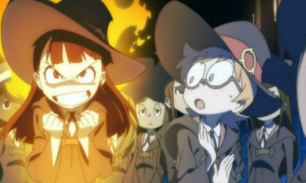 "Yen Press Picks Up ""Little Witch Academia"" Manga Rights"