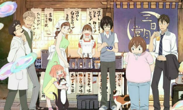 "Aniplex of America Producing ""March comes in like a lion"" Season 2 Dub"
