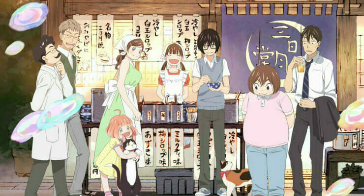 "Aniplex of America Acquires ""March comes in like a lion"" Season 2"