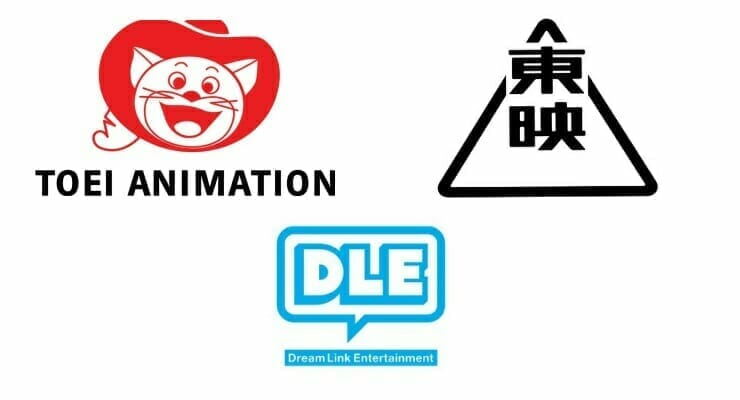 Toei & DLE Launch Joint Venture to Produce Original Anime Projects