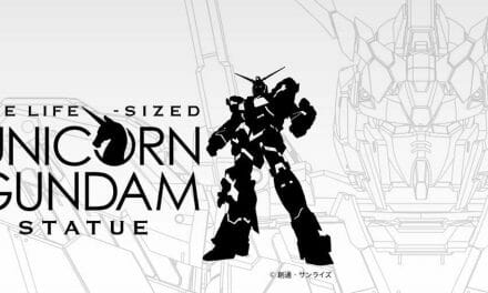 Gundam Unicorn Statue to Make Debut in Late September