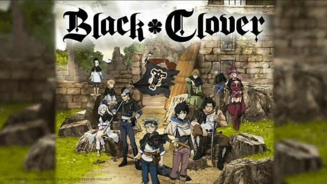 Black Clover Dub, 1 More Hit Hulu in January 2020