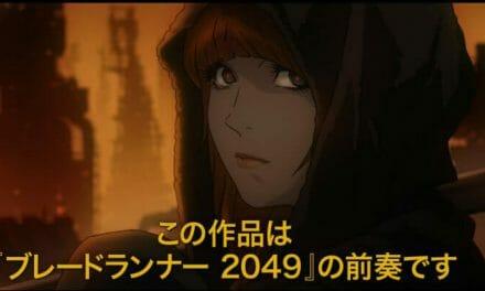 """""""Blade Runner Black Out 2022"""" to Make Its Global Debut on Crunchyroll & VRV"""