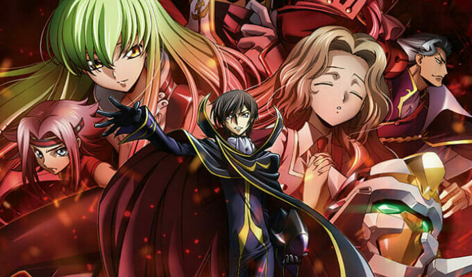 Code Geass: Glorification Gets New Trailer, Visual, & TV Spot