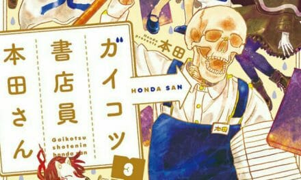Gaikotsu Shotenin Honda-san Manga Gets Anime Adaptation