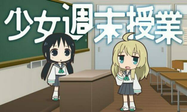 """Girls' Last Tour"" Anime Gets ""Girls' Last Class"" Spinoff"