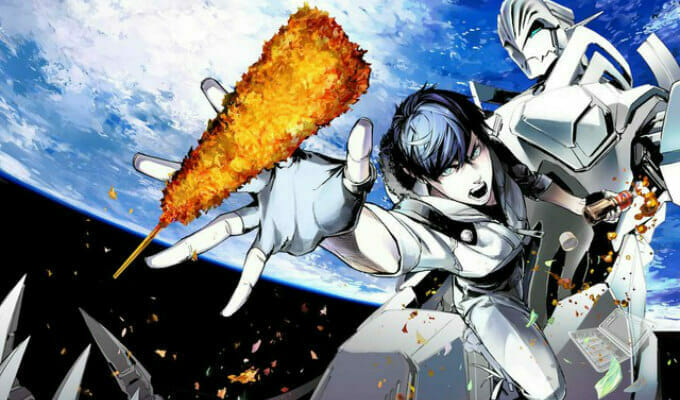 """Space Battleship Tiramisu"" Anime Gets 2 New cast Members, Stage Play, Premiere Date"