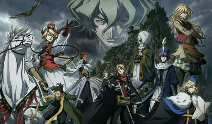 """""""Altair: A Record of Battles"""" Anime Gets Visual & Cast For Second Cour"""