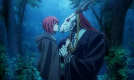 "New Visual Released for ""The Ancient Magus' Bride"" Season 2"