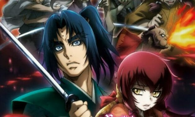 Basilisk: The Ouka Ninja Scrolls Previews Ending Theme in Extended Trailer