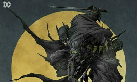 Batman Ninja Anime Film Gets First Key Visual