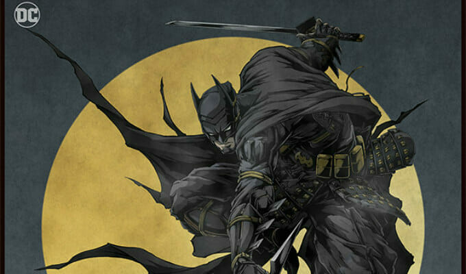 Batman Ninja Film Gets English Trailer, English Dub Cast