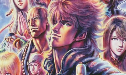 """Fist of the Blue Sky Regenesis"" Crew, Lead Actor Unveiled"