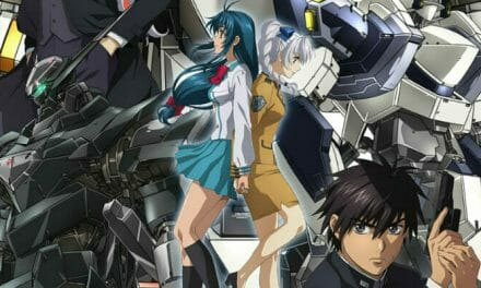 Full Metal Panic! Gets PS4 Strategy RPG in 2018; English-Dubbed Trailer Released