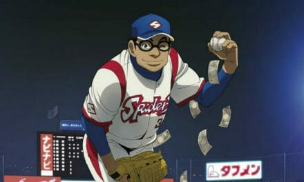"Crunchyroll Tosses ""Gurazeni: Money Pitch"" Anime Across the Plate"