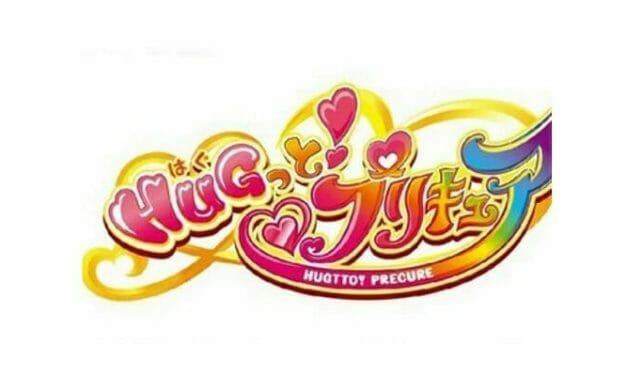 """Toei Streams """"Baton Touch"""" Video For Hugtto! Precure"""