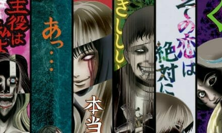 """Junji Ito Collection"" Anime Premieres on WOWOW on 1/5/2017"
