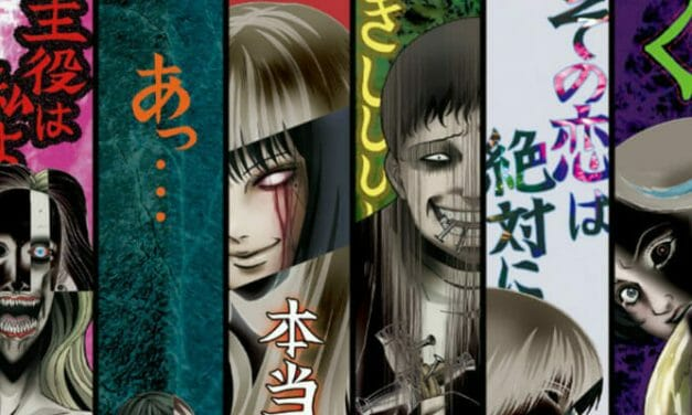 "Crunchyroll Reveals ""CRX x Junji Ito Collection"" Merchandise Line"