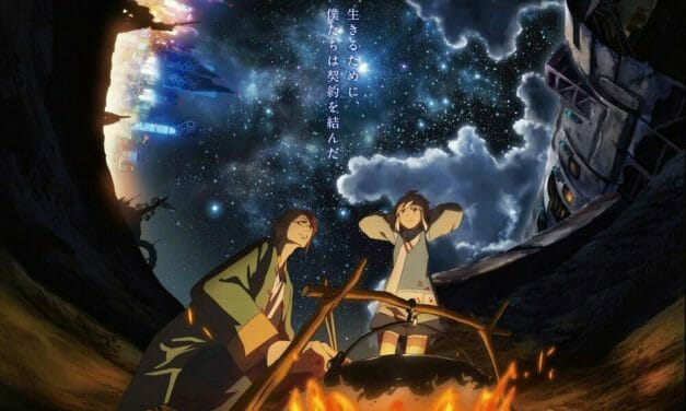 Shoji Kawamori Unveils Jūshinki Pandora Anime For Spring 2018