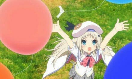 "English Crowdfunding Campaign For ""Kud Wafter"" OVA Beats its ¥3,000,000 Funding Goal"