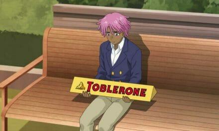 Nerdy Talk Episode 41: You Don't Deserve This Big Toblerone