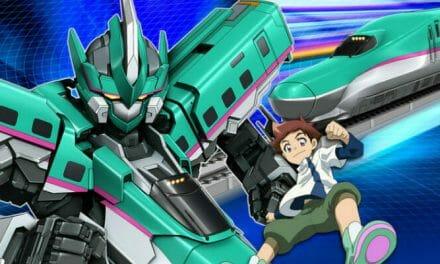 """""""Shinkansen Henkei Robo Shinkalion"""" Gets Anime Series in 2018"""