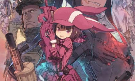 Yen Press Adds Sword Art Online: Alternative Gun Gale Online Light Novels