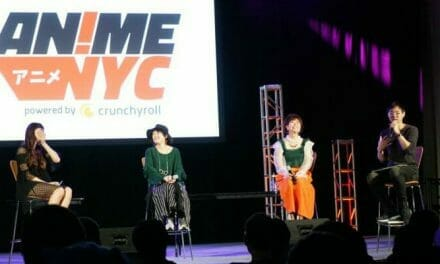 Anime NYC 2017: The Anime Divas Greet Their Fans