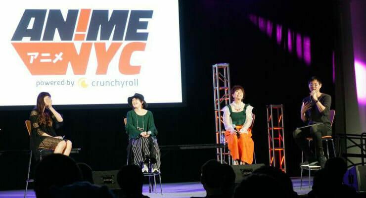 Anime NYC 2017: The Anime Divas Greet Their Fans
