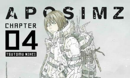 Vertical Comics Picks Up Tsutomu Nihei's APOSIMZ Manga