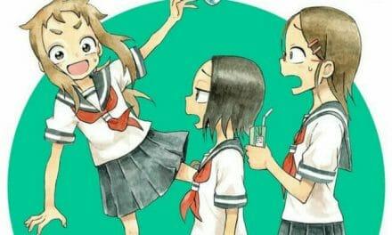 """Ashita wa Doyōbi Manga Gets Anime """"Within"""" Karakai Jōzu no Takagi-san Anime"""