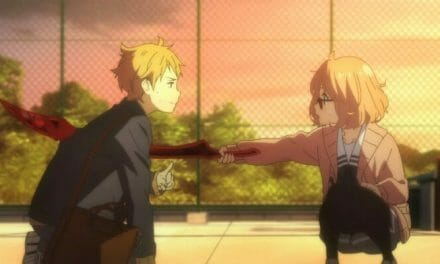 "HIDIVE Adds ""Beyond the Boundary"" Anime Movies"