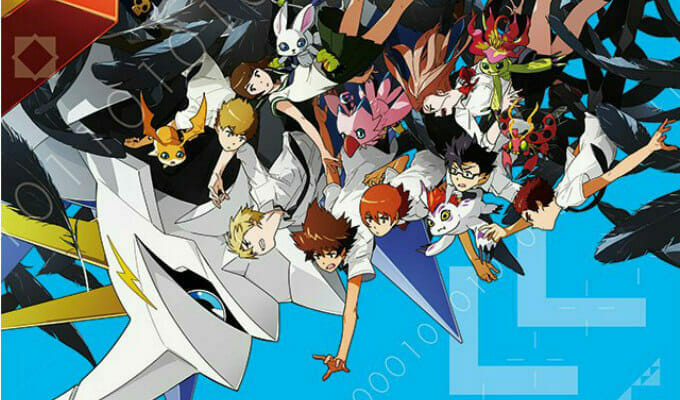 """""""Digimon Adventure Tri."""" Part 6 Gets Visual, May 2018 Premiere"""