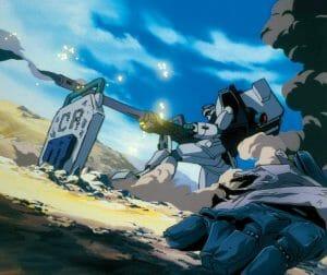 Mobile Suit Gundam 08th MS Team