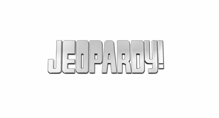 """Jeopardy!"" Game Show Showcases Manga Category on 11/9/2017"