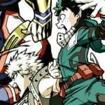 Crunchyroll to Stream My Hero Academia Season 4 On 10/12/2019