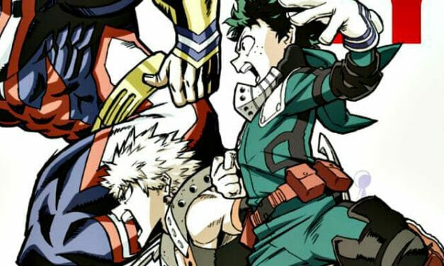 My Hero Academia The Movie: Heroes: Rising Gets New Key Visual