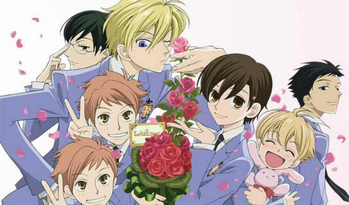 Crunchyroll Adds Ouran High School Host Club to Digital Lineup