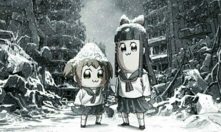 Crunchyroll Adds Pop Team Epic to Winter 2018 Simulcasts