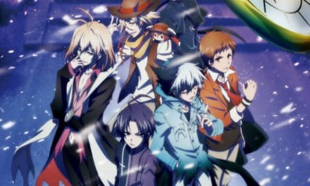 SerVamp Anime Movie Gets Trailer, Visual, Spring 2018 Premiere